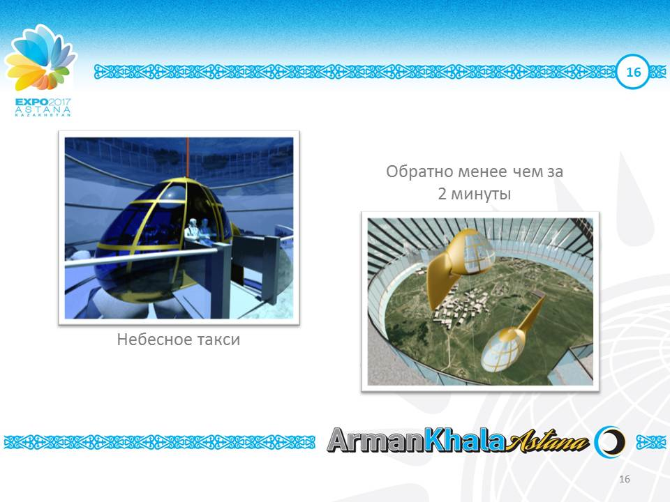 ArmanKala  Ø60m Sphere – Fly city of dreams