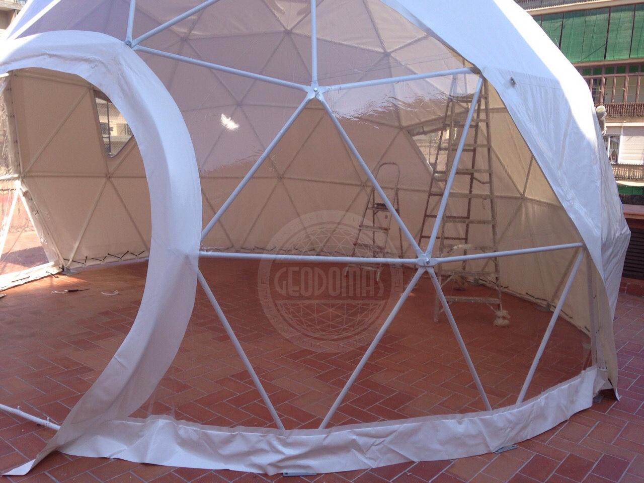 28m² Event Dome Ø6m F3 H3,5 | Barcelona