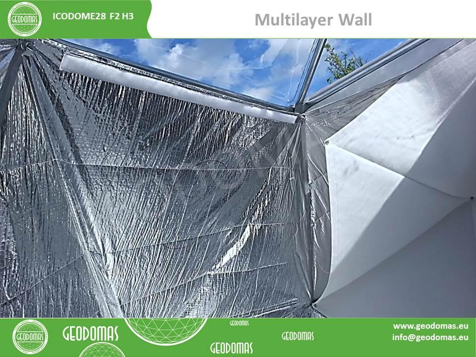 Geodesic Dome For Portable 4D Cinema | Varna, Bulgaria