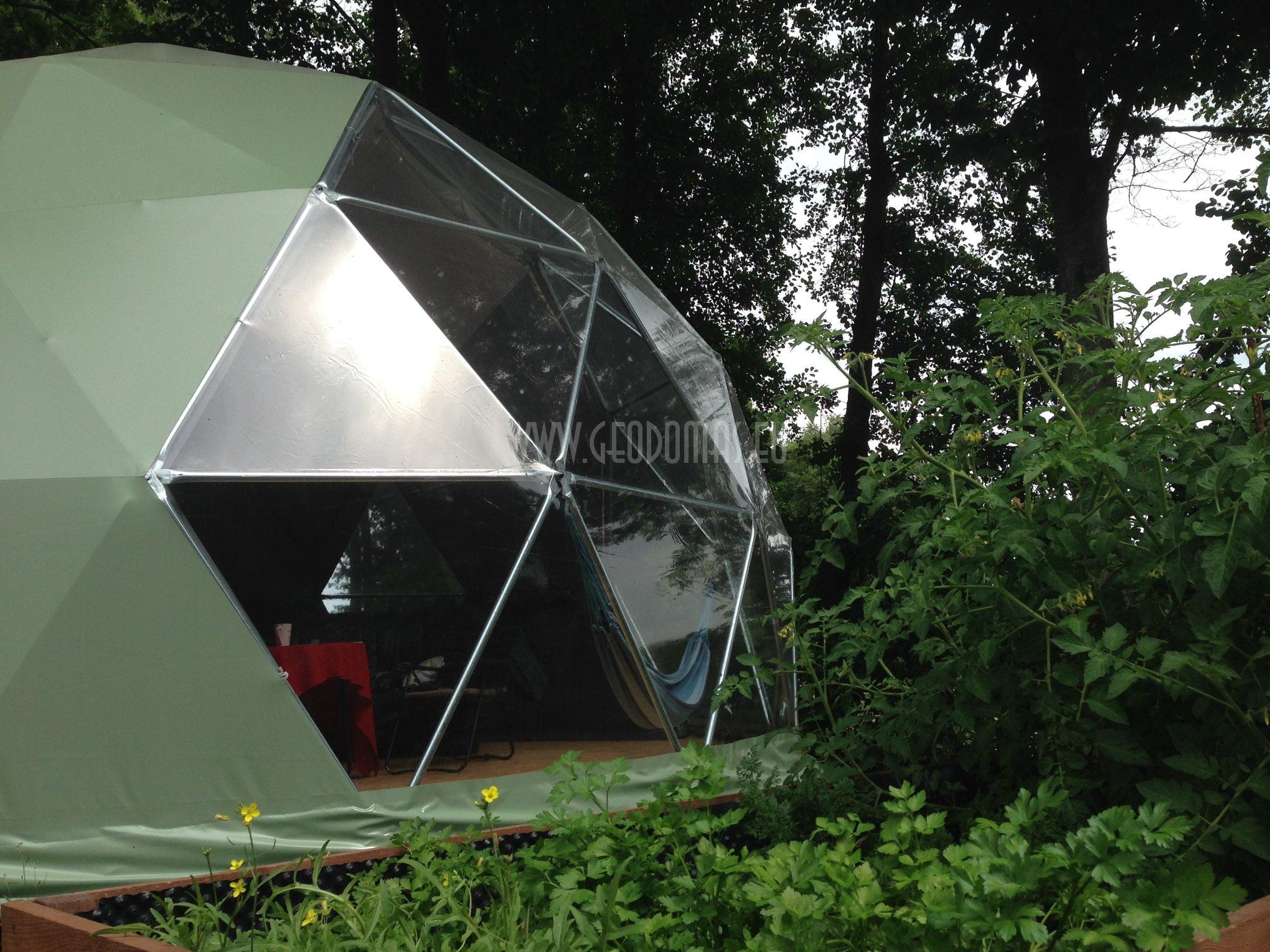 25m² Glamping Dome Ø5,5m F3 | Poland, Olsztyn