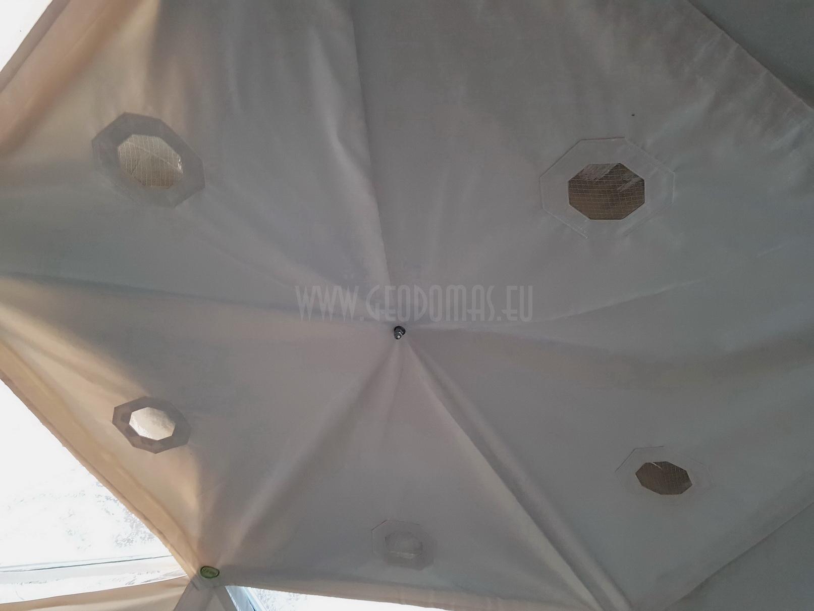 Bungalow Dome 25m2 Ø5m F3 | Poland, Olsztyn