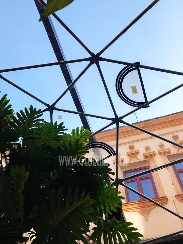 32m² Panoramic Summer Garden Ø7m @ Spritz Vilnius