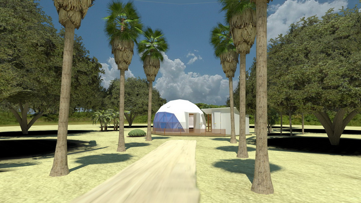 Sun Glamping Resort +80°C | Luxury Glamping Resort