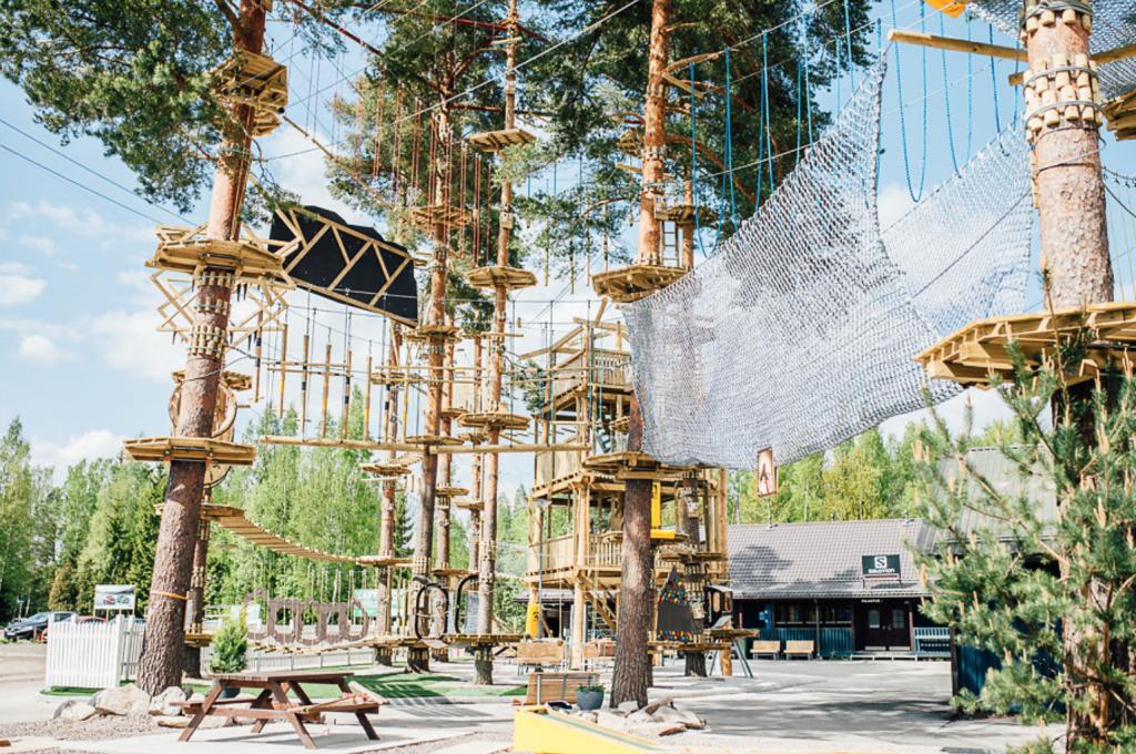 Cocoon Resort  | Modern Glamping Tree House